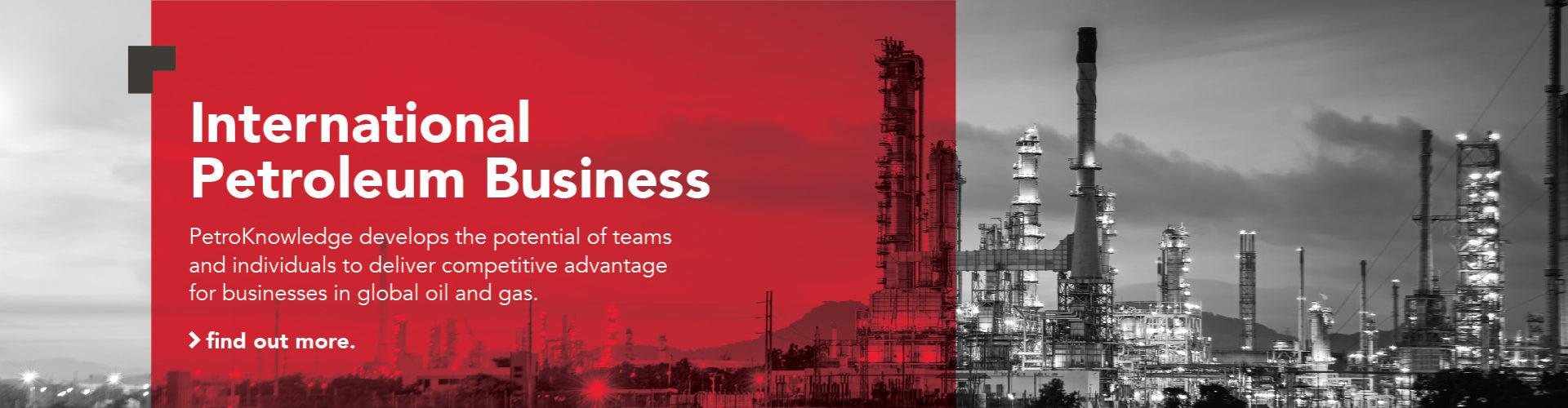 International Petroleum Business