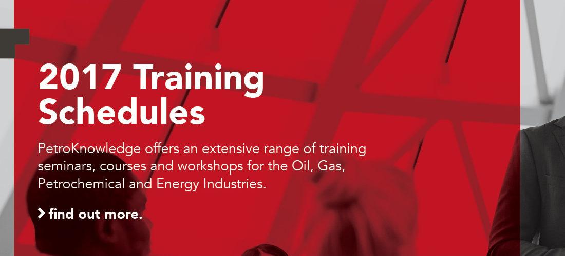 Training Plan 2017