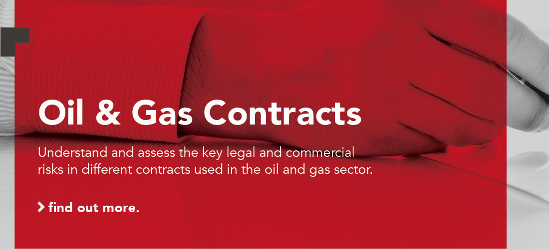 Oil & Gas Contracts