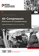 Air Compressors Maintenance & Troubleshooting