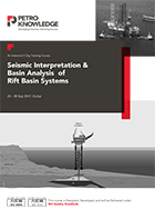 Seismic Interpretation & Basin Analysis  of Rift Basin Systems
