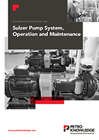 Sulzer Pump System, Operation and Maintenance
