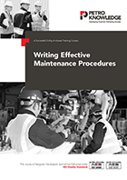 Writing Effective Maintenance Procedure