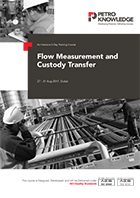 Flow Measurement and Custody Transfer
