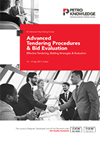 Advanced Tendering Procedures & Bid Evaluation