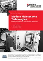 Modern Maintenance Technologies
