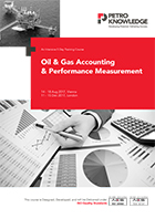 Oil & Gas Accounting  & Performance Measurement