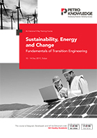 Sustainability, Energy and Change