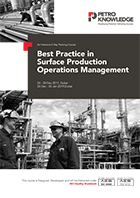 Best Practice in Surface Production  Operations Management