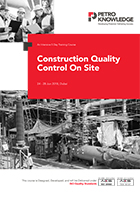 Construction Quality Control On Site