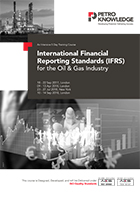 International Financial Reporting Standards (IFRS)  for the Oil & Gas Industry