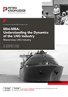 Mini MBA:  Understanding the Dynamics of the LNG Industry