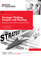 Strategic Thinking, Analysis and Planning