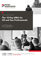 The 10-Day MBA for Oil and Gas Professionals
