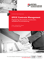 EPCIC Contracts Management