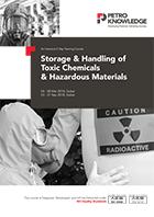 Storage & Handling  of Toxic Chemicals  & Hazardous Materials