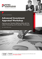 Advanced Investment Appraisal Workshop