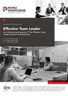 Effective Team Leader