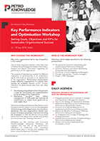 Key Performance Indicators and  Optimisation Workshop
