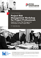 Project Risk Management Workshop  for Project Professionals