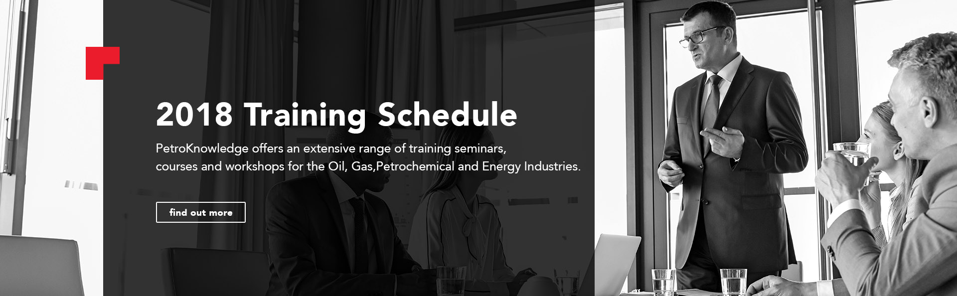 Training Solutions for Professionals in the Oil and Gas Industries