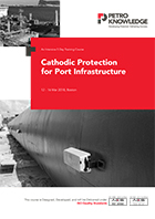 Cathodic Protection for Port Infrastructure