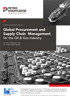 Global Procurement  & Supply Chain Management  for the Oil & Gas Industry