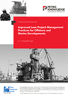 Improved Lean Project Management Practices  for Offshore and Marine Developments