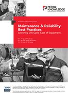 Maintenance & Reliability Best Practices