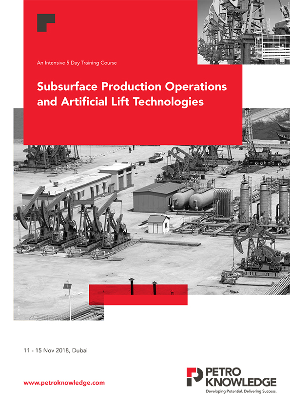 Subsurface Production Operations  and Artificial Lift Technologies