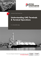 Understanding LNG Terminals & Terminal Operations
