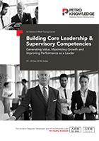Building Core Leadership & Supervisory Competencies