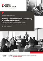 Building Core Leadership, Supervisory  & Team Competencies