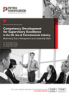 Competency Development for Supervisory Excellence  in the Oil, Gas & Petrochemicals Industry
