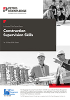 Construction Supervision Skills