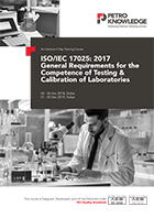 ISO/IEC 17025: 2017 - General Requirements for the Competence of Testing & Calibration of Laboratories