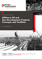Offshore Oil and Gas Development  Projects, Concepts and Facilities