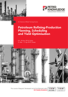 Petroleum Refining-Production Planning,  