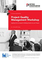 Project Quality Management Workshop