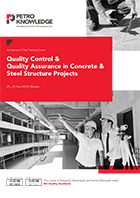 Quality Control & Quality Assurance in  Concrete & Steel Structure Projects
