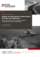Shallow and Deep Marine Sedimentation: Principles and Application