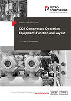 CO2 Compressor Operation Equipment Function and Layout