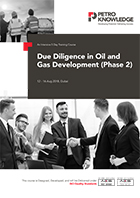 Due Diligence in Oil and Gas Development (Phase 2)