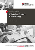 Effective Project Contracting