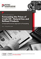 Forecasting the Prices of Crude-Oil  Natural-Gas and Refined Products