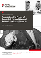 Forecasting the Prices of Crude-Oil, Natural-Gas  and Refined Products (Phase 1)
