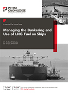 Managing the Bunkering and Use of LNG Fuel on Ships