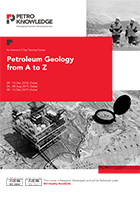 Petroleum Geology from A to Z