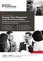 Strategic Talent Management in the Oil and Gas Industry
