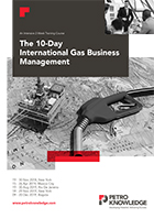 The 10-Day Training Course on International Gas Business Management